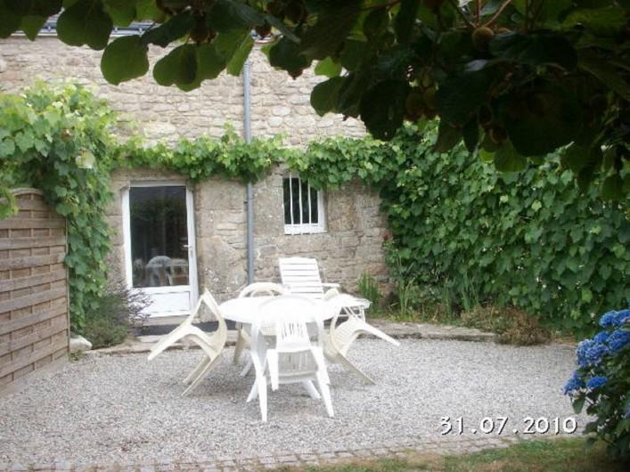 Location de vacances - Gîte à Bieuzy - Entrée sud