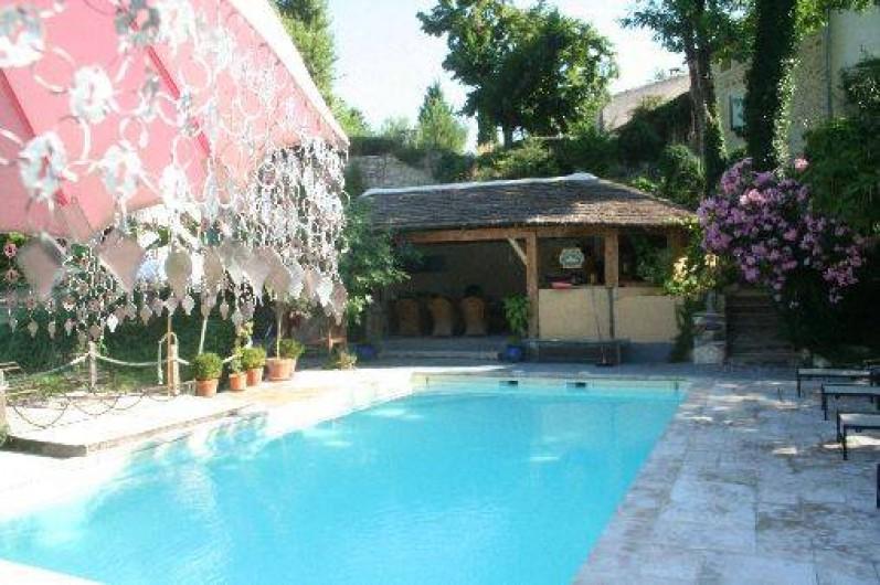 Location de vacances - Villa à Mirabel-aux-Baronnies