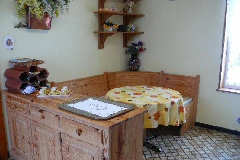 Location de vacances - Maison - Villa à Saulxures-sur-Moselotte