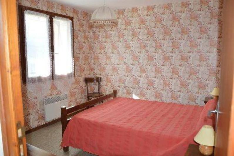 Location de vacances - Chalet à Crest-Voland - Le Fayard Chambre 2