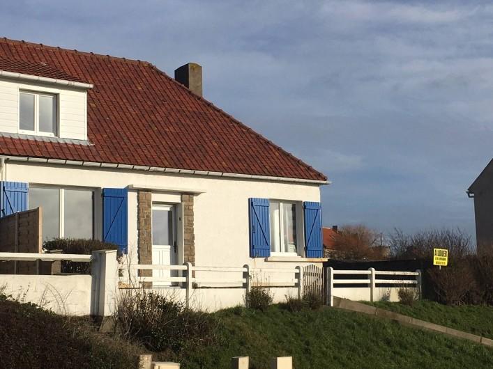 Location de vacances - Villa à Wimereux