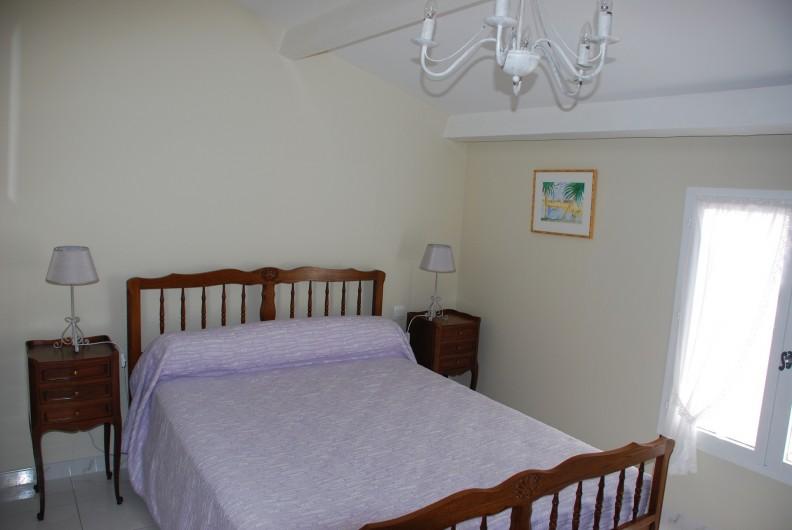 Location de vacances - Villa à La Londe-les-Maures - Chambre 2