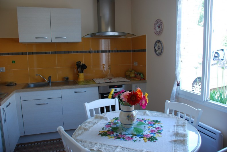 Location de vacances - Villa à La Londe-les-Maures - Cuisine