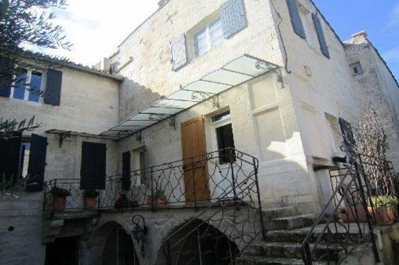 Location de vacances - Mas à Villeneuve-lès-Avignon