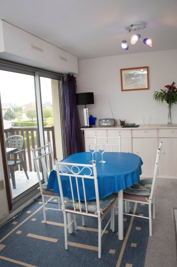 Location de vacances - Appartement à Villers-sur-Mer