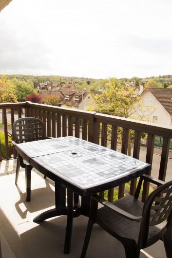 Location de vacances - Appartement à Villers-sur-Mer - Balcon
