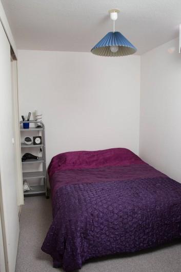 Location de vacances - Appartement à Villers-sur-Mer - La chambre