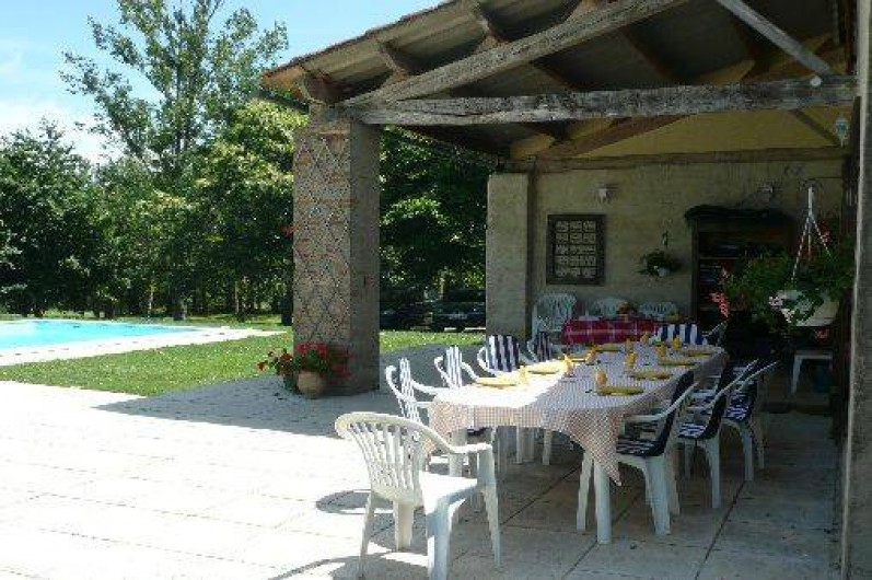 Location de vacances - Maison - Villa à Fajolles