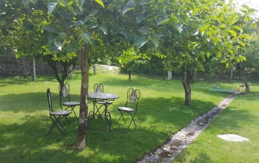 Location de vacances - Villa à Vermil