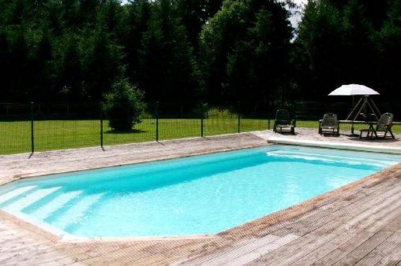 Location de vacances - Chalet à Ney