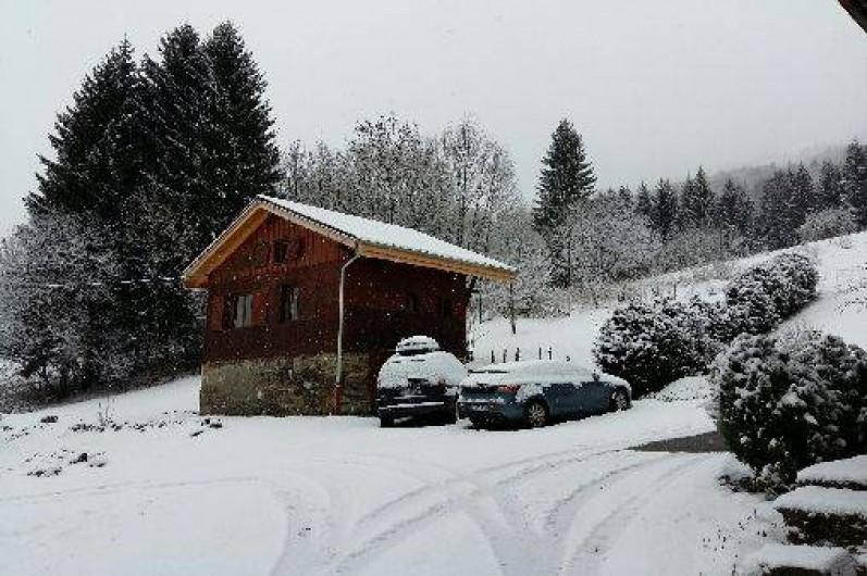 Location de vacances - Chalet à Taninges - cet hiver 2016