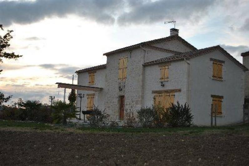 Location de vacances - Villa à Castelnau-Montratier