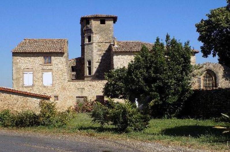 Location de vacances - Gîte à Bourg-lès-Valence