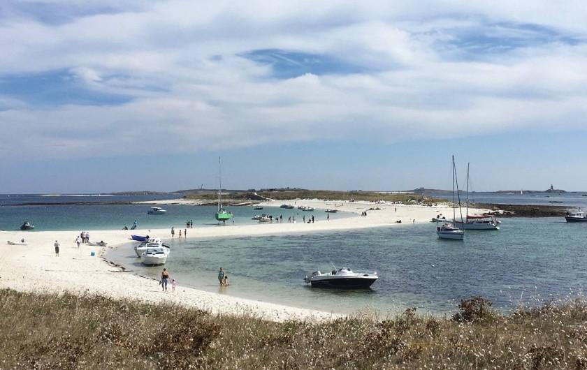 Location de vacances - Gîte à Melgven - Les îles Glénan