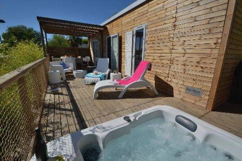 Location de vacances - Camping à Fréjus