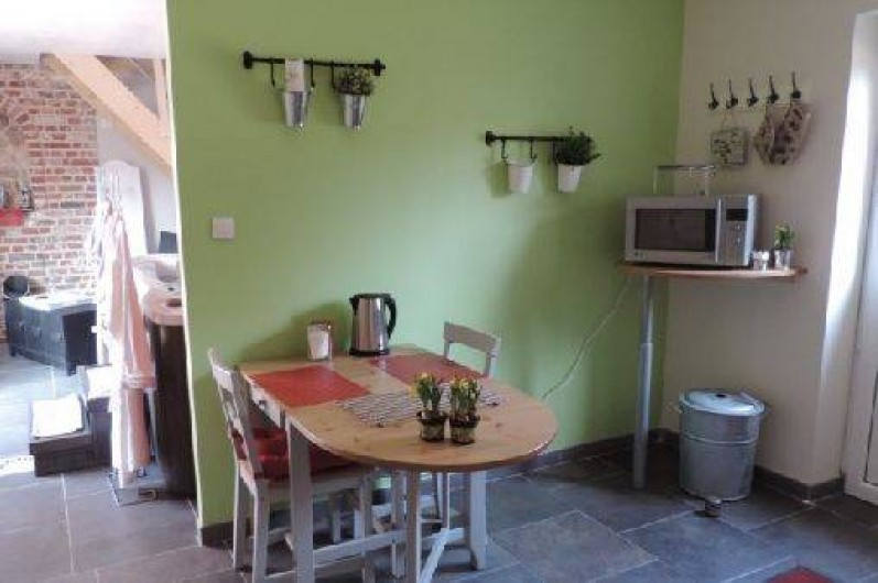 Location de vacances - Chambre d'hôtes à Hergnies