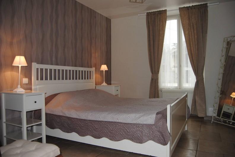 Location de vacances - Maison - Villa à Beaujeu-Saint-Vallier-Pierrejux-et-Quitteur - Chambre N°1