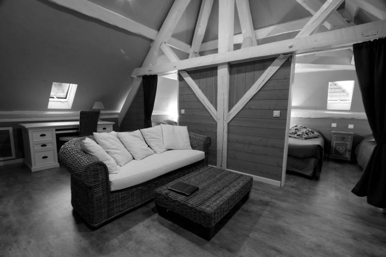 Location de vacances - Maison - Villa à Beaujeu-Saint-Vallier-Pierrejux-et-Quitteur - Chambre N°6