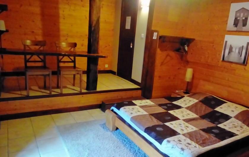 Location de vacances - Maison - Villa à Beaujeu-Saint-Vallier-Pierrejux-et-Quitteur - Chambre N°5