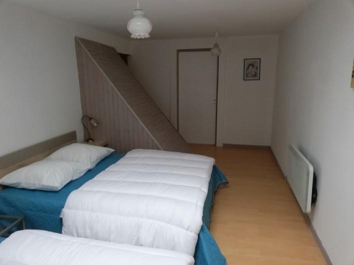 Location de vacances - Appartement à Herpelmont - Chambre 2
