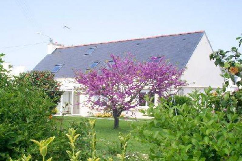 Location de vacances - Appartement à Treffiagat
