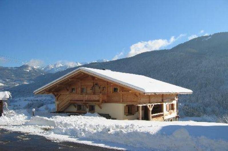 location ski thones