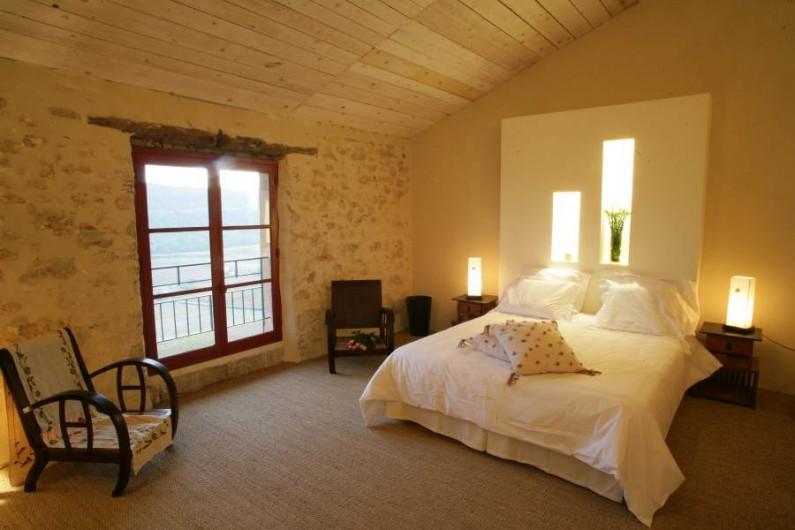 Location de vacances - Maison - Villa à Ménerbes - Chambre 3