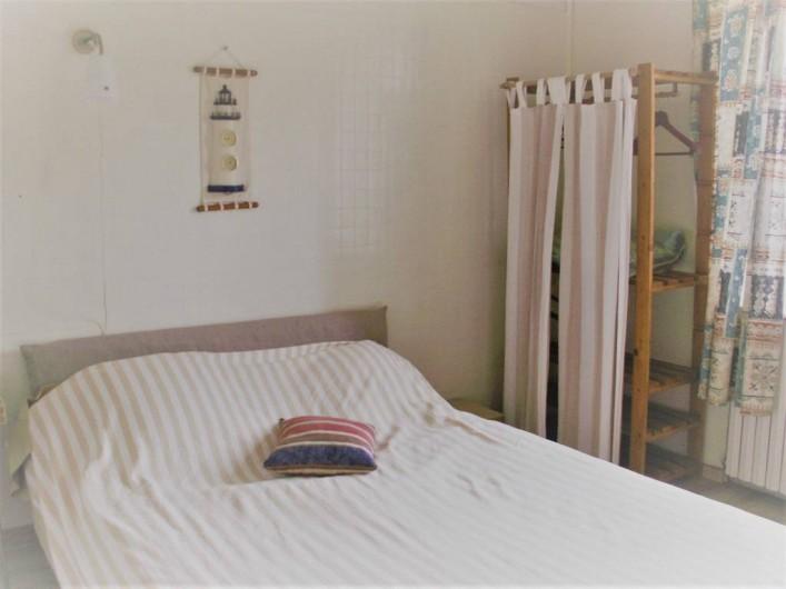 Location de vacances - Gîte à Saint-Aubin-sur-Mer - chambre 4