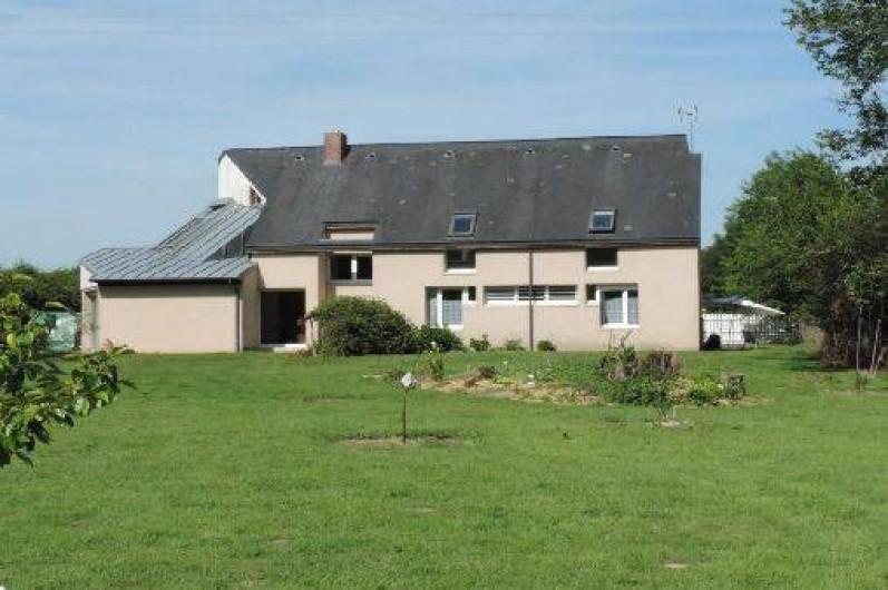 Location de vacances - Gîte à La Chapelle-Montligeon