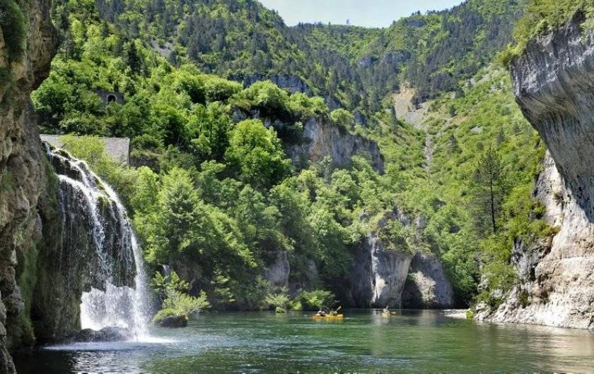 Location de vacances - Gîte à Millau - Les Gorges du Tarn