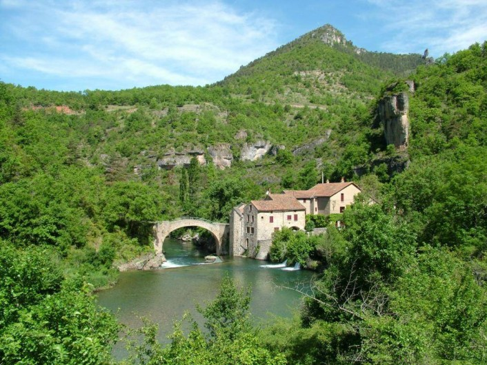 Location de vacances - Gîte à Millau - Les Gorges de la Dourbie