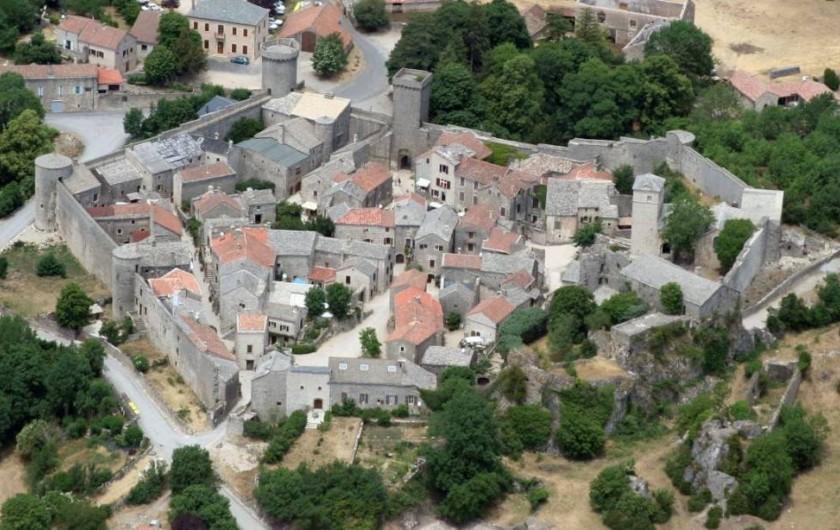 Location de vacances - Gîte à Millau - Le Larzac Templiers