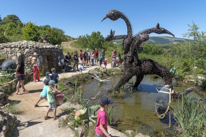 Location de vacances - Gîte à Millau - La cité des insectes (Micropolis)