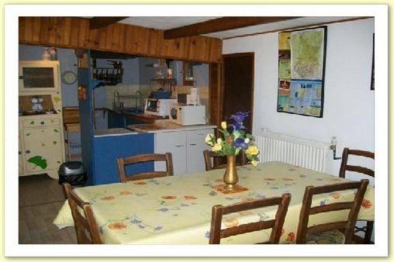 Location de vacances - Chalet à Saint-Arroman