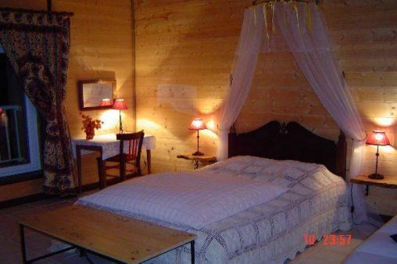 Location de vacances - Chambre d'hôtes à Montceau