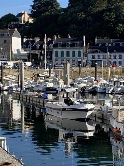 Location de vacances - Villa à Audierne - Des sardines grillées à la plancha,, alors vous avez faim ?