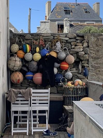 Location de vacances - Villa à Audierne - De jolies découvertes à faire au coin des rues