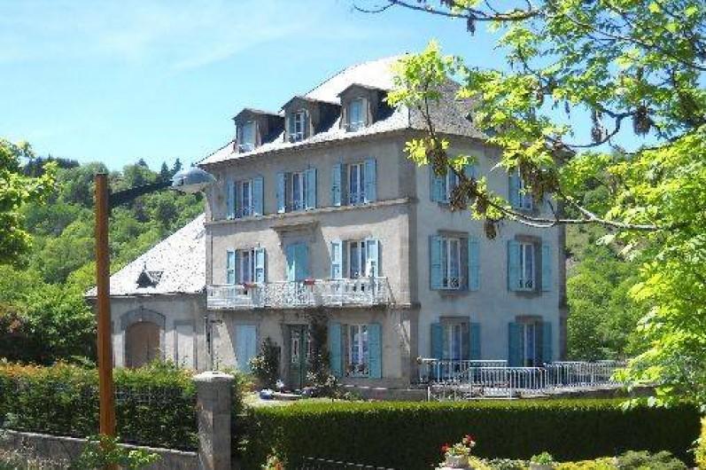 Location de vacances - Maison - Villa à Albepierre-Bredons