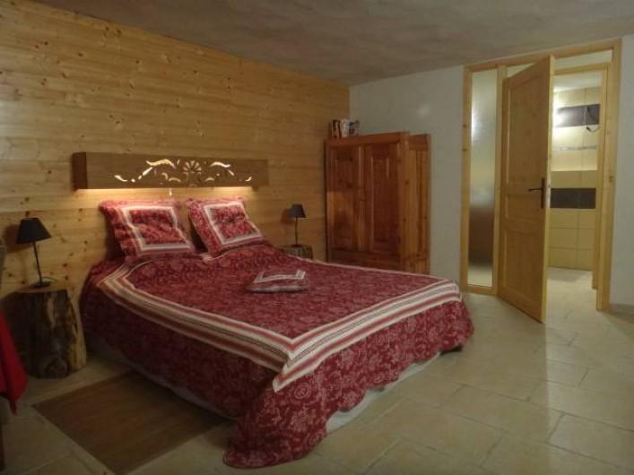 Location de vacances - Gîte à Chirols - La chambre d'hôtes