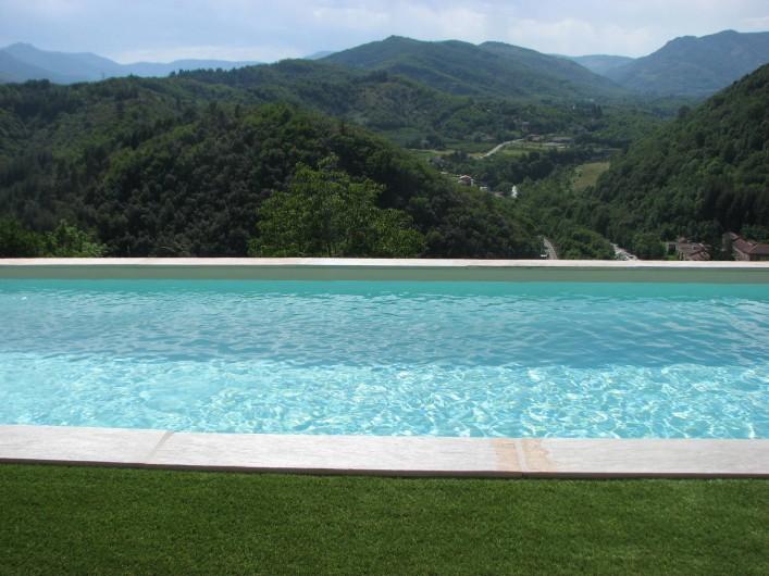 Location de vacances - Gîte à Chirols - avec vue