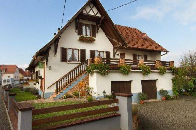 Location de vacances - Gîte à Aschbach