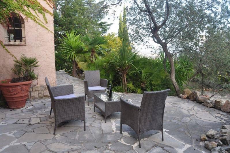 Location de vacances - Villa à Seillans