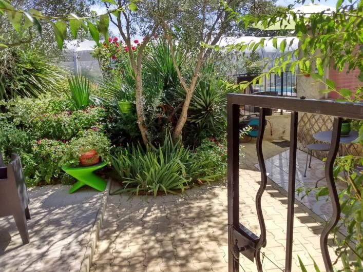 Location de vacances - Maison - Villa à Manosque - Abord piscine