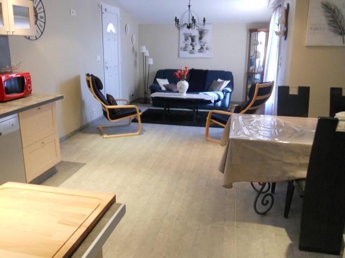 Location de vacances - Maison - Villa à Manosque - Salon