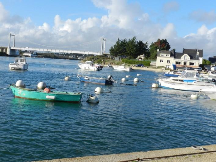 Location de vacances - Gîte à Plouhinec - Petit Port breton