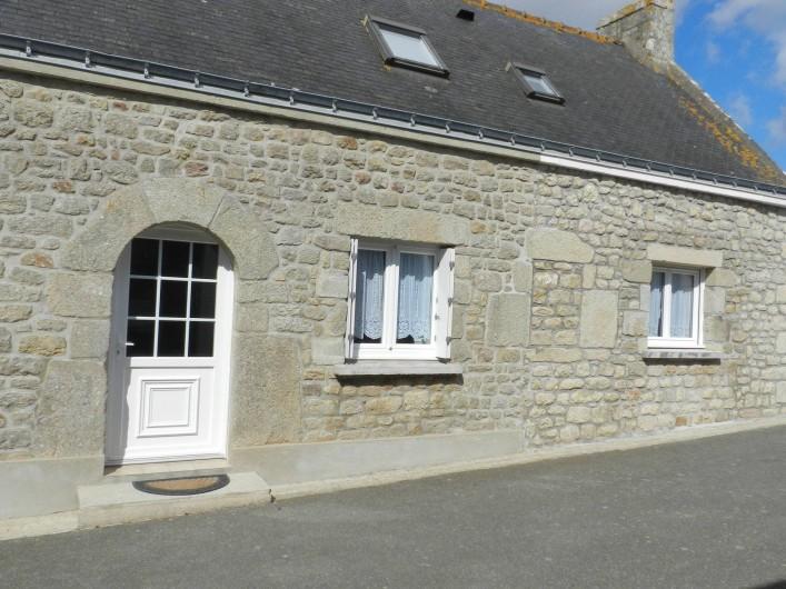 Location de vacances - Gîte à Plouhinec - Grande Longère entièrement rénovée