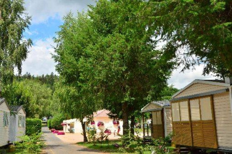 Location de vacances - Camping à Murol