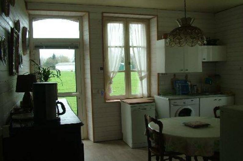 Location de vacances - Villa à Saint-Sulpice-les-Champs - CUISINE