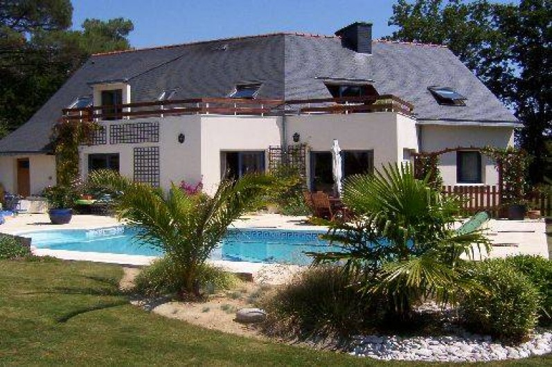 Location De Vacances   Villa à Arradon