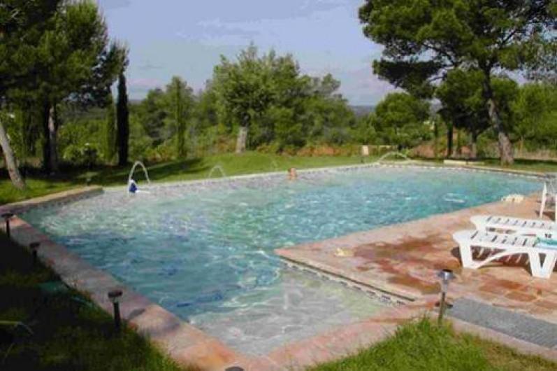 Location de vacances - Mas à Rousset
